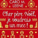 Cher père Noël, je voudrais un mec! de Caro M. Leene
