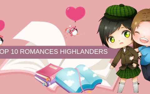 Top 10 Romances Highlanders