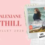 Juillet 2020: Alexiane Thill