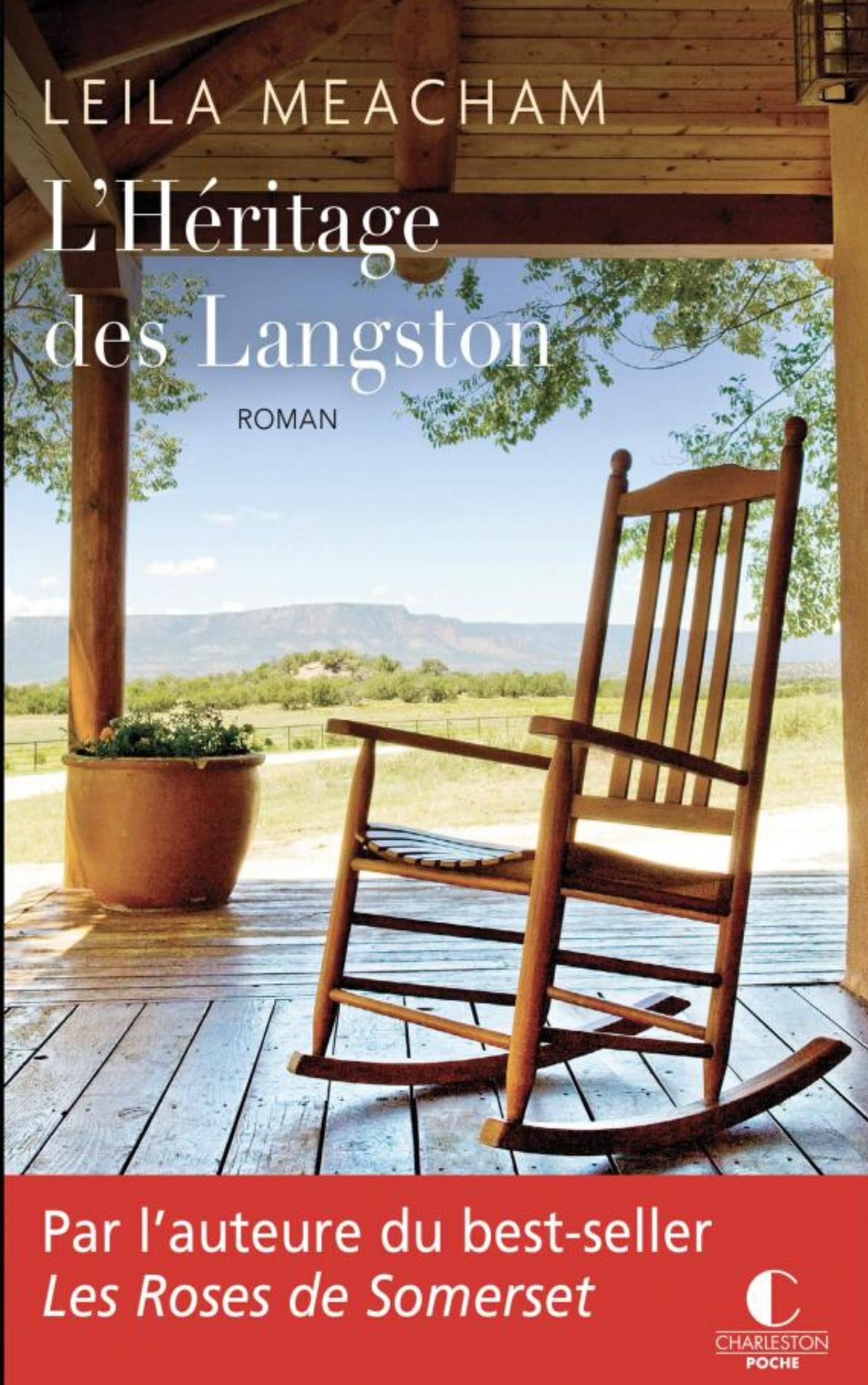 L'héritage des Langston de Leila Meacham