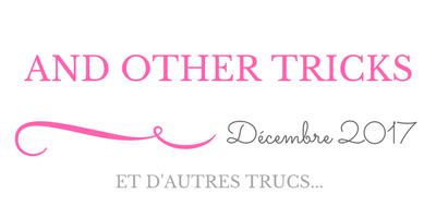 Bilan Decembre 2017 La Malle Aux Livres