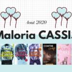 Aout 2020: Maloria Cassis