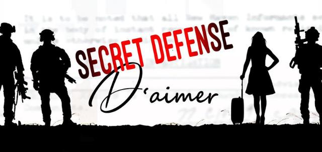 Secret Défense d'aimer – Tome 1 de Axelle Auclair