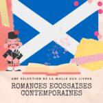La sélection Romances Écossaises contemporaines