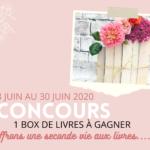 CONCOURS Box 1 – offrons une seconde vie aux livres